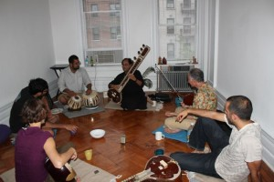 Sitar Workshop
